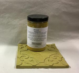 Gul Järnoxid Färgpigment, 200 g