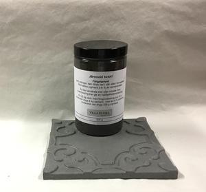 Svart Järnoxid Färgpigment, 300 g