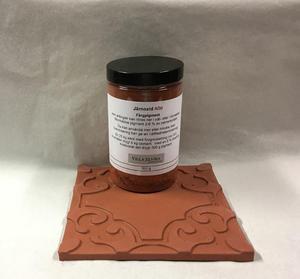 Röd Järnoxid Färgpigment,, 300 g