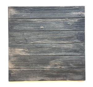 Trädäck - gjutform