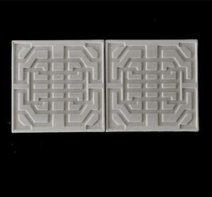 Elvira Labyrint - gjutform (kakelplatta)