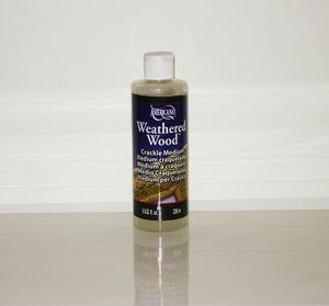 Krackelering Weathered Wood