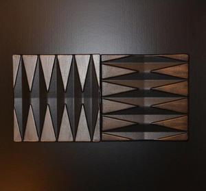 Elvira Spira - gjutform (kakelplatta)