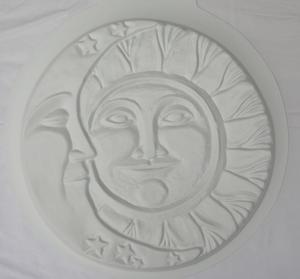 Sol & Måne - gjutform